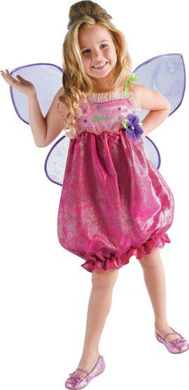 Kids Barbie Thumbelina Toddler Costume