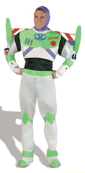 Buzz Lightyear Prestige Adult Costume