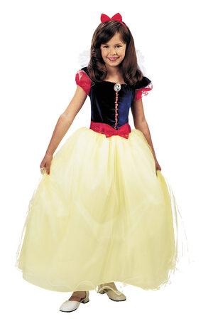 Disney Snow White Prestige Kids Costume