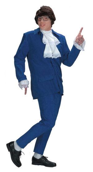 Austin Powers Deluxe Adult Costume