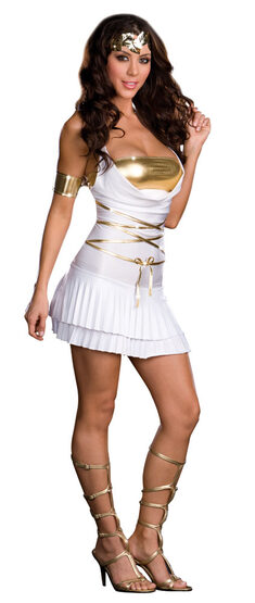 Lustalicious Sexy Greek Goddess Costume