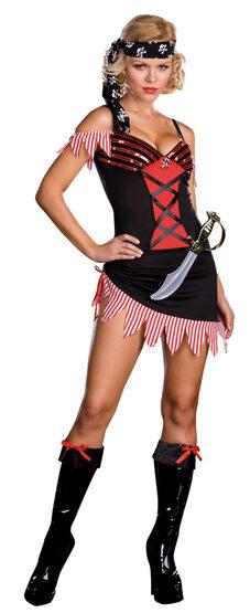 Treasure Chest Sexy Pirate Costume