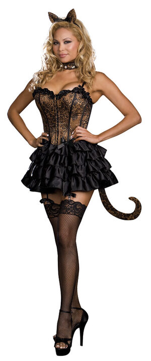 cat costume ideas bonjour kitty plus size cat costume mr costumes 11948