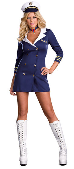 Admiral Aphrodisiac Sexy Sailor Costume