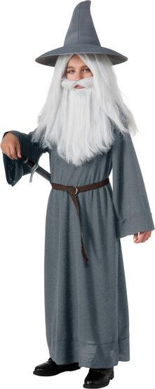 Gandalf the Grey LOTR Wizard Kids Costume