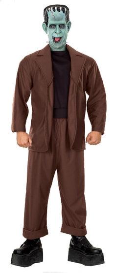 Mens Herman Munster Funny Adult Costume