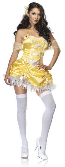 Sexy Storybook Beauty Princess Costume