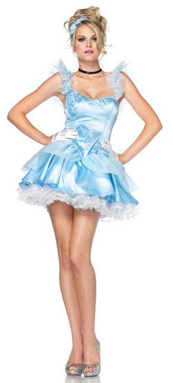 Sexy Storybook Babe Princess Costume