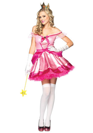 Sexy Pretty Pink Princess Costume