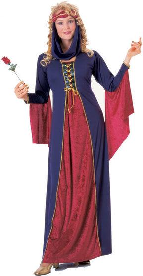 Adult Gothic Princess Renaissance Costume