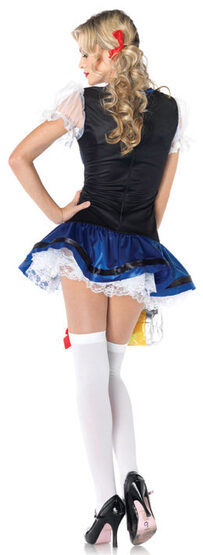 Sexy Flirty Frauline Beer Girl Costume