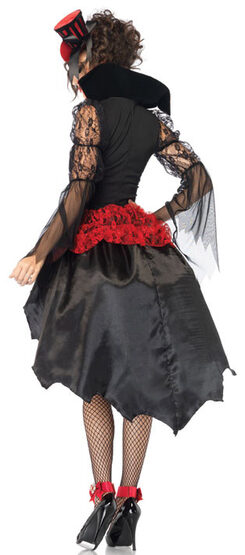 Sexy Midnight Mistress Vampire Costume