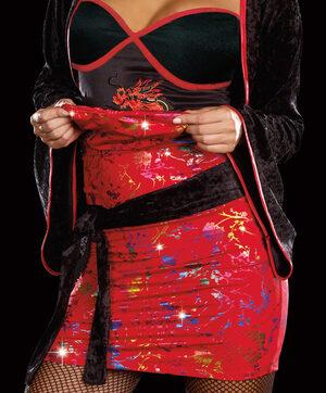 Sexy Geisha Beauty to Ninja Cutie Costume
