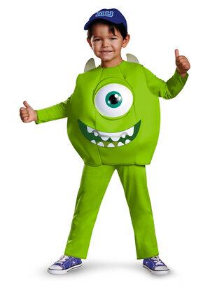 Disney Monster Mike Toddler Kids Costume