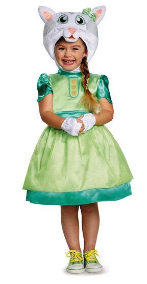 Katerina Kittycat Toddler Kids Costume