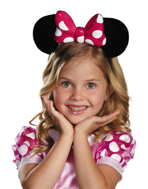 Light Up Minnie Mouse Disney Toddler Kids Costume