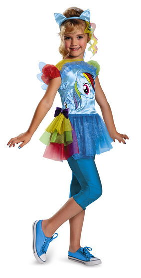 My Little Pony Rainbow Dash Kids Costume