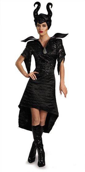 Disney Maleficent Christening Gown Adult Costume