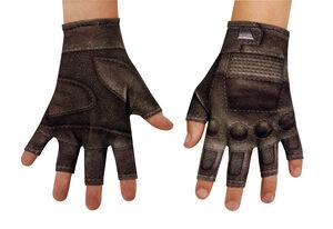 Captain America Child Gloves