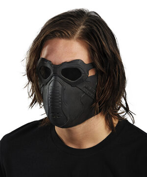 Deluxe Winter Soldier Movie Mask