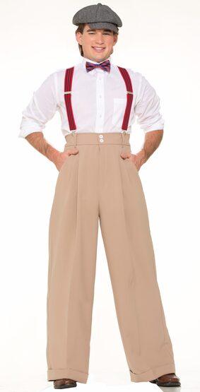 Deluxe 20s Mens Pants