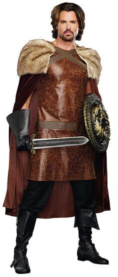Dragon Warrior King Adult Costume
