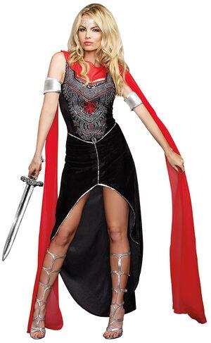 Sexy Scandalous Sword Warrior Costume