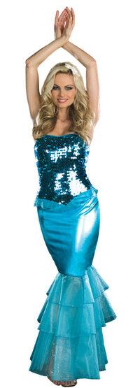 Sexy Sea Diva Mermaid Costume