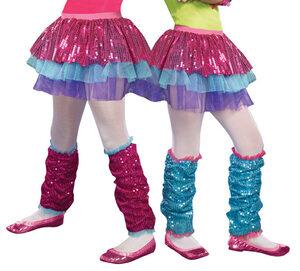 Pink Dance Craze Leg Warmers