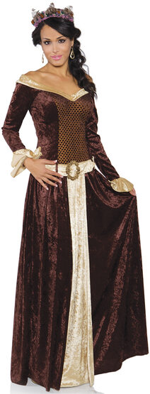 My Lady Medieval Maiden Adult Costume