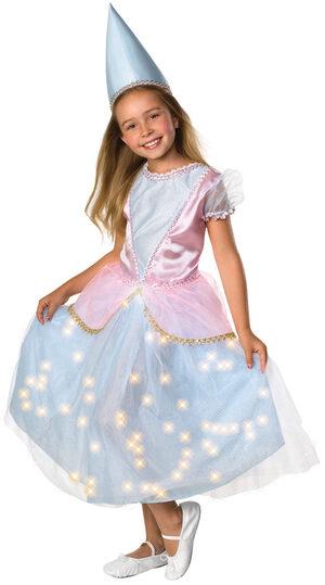Renaissance Twinkle Queen Kids Costume