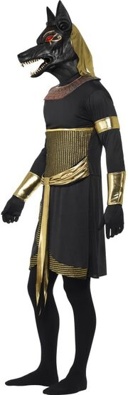 Anubis the Jackal God of Afterlife Adult Costume