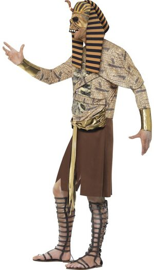 Zombie Pharaoh Scary Adult Costume
