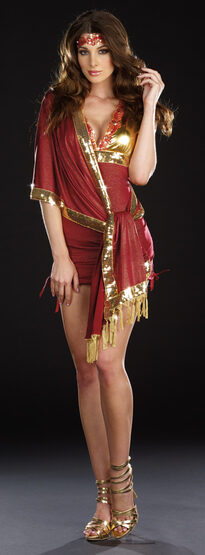 Sexy Bolly Ho Arabian Desert Babe Costume