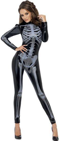 Boneyard Babe Skeleton Adult Costume