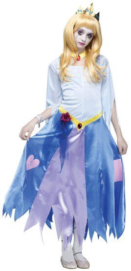 Zombie Sleeping Beauty Princess Kids Costume