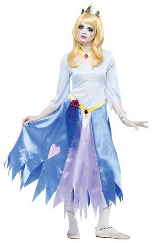 Sleeping Beauty Zombie Princess Adult Costume