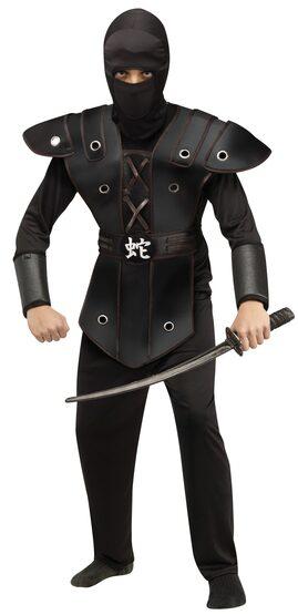 Boys Ninja Warrior Kids Costume