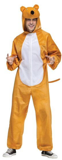 Funny Fox Adult Costume