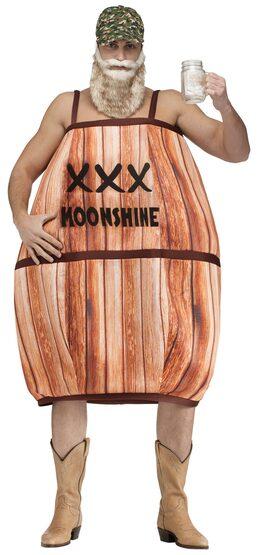 Redneck Moonshiner Funny Adult Costume