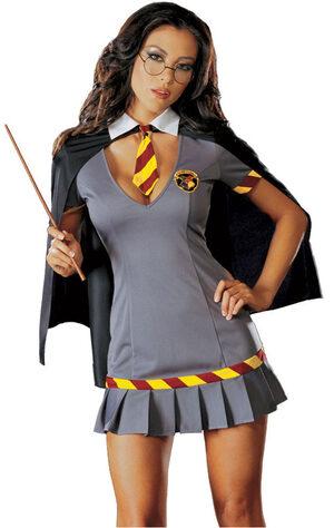 Sexy Wanda the Wizard Costume