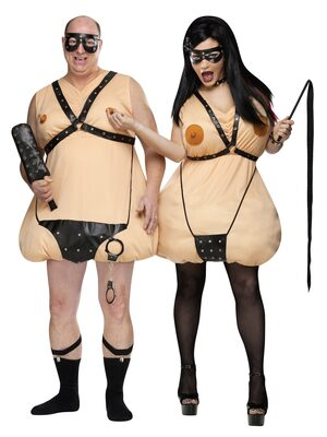 Barry Bondage Funny Adult Costume