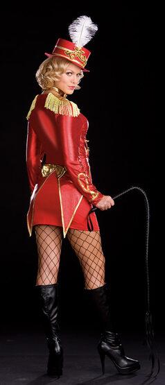 Sexy The Ringmasta Circus Costume