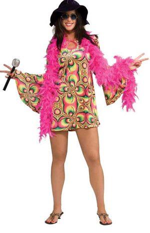 Psycha-Delia Adult 70s Costume