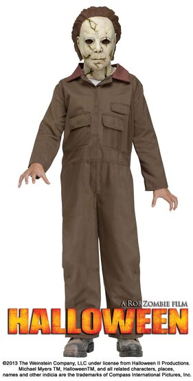 Michael Myers Scary Kids Costume
