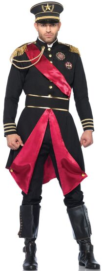 Military General Adult Costume