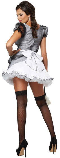 Sexy Luxe French Maid Costume
