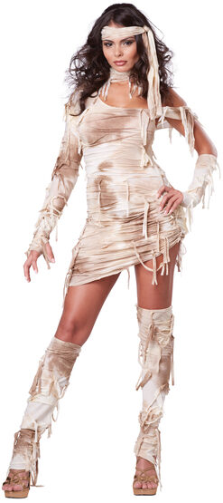 Sexy Mystical Mummy Costume