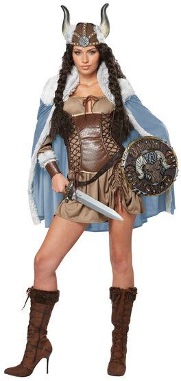 Sexy Viking Victoria Costume