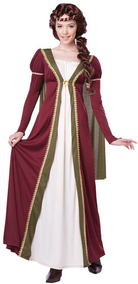Medieval Maiden Adult Costume